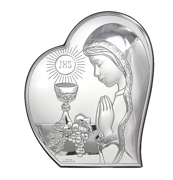 icoana argint comuniune baiat 12x14 5cm copie 320 9638 1