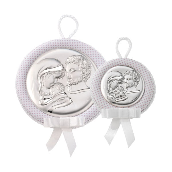 icoana argint patut sfanta familie 6 5x6 5cm roz 748 5079 1