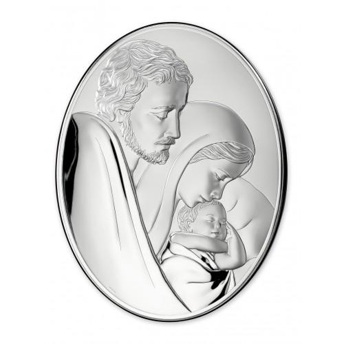icoana argint sfanta familie 17x12 5cm copie 321 4497 1