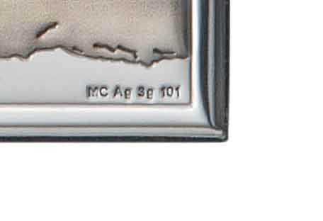 icoana argint sfantul gheorghe 12x20cm copie 151 4214 1