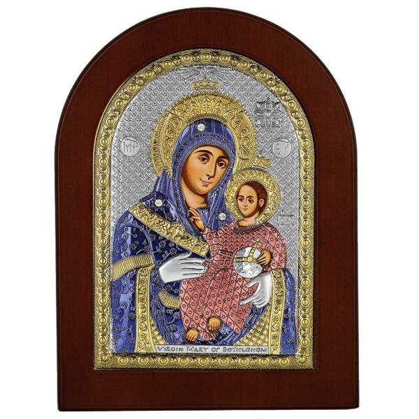 icoana maica domnului betleem 10x14cm auriu color 575 419546 1