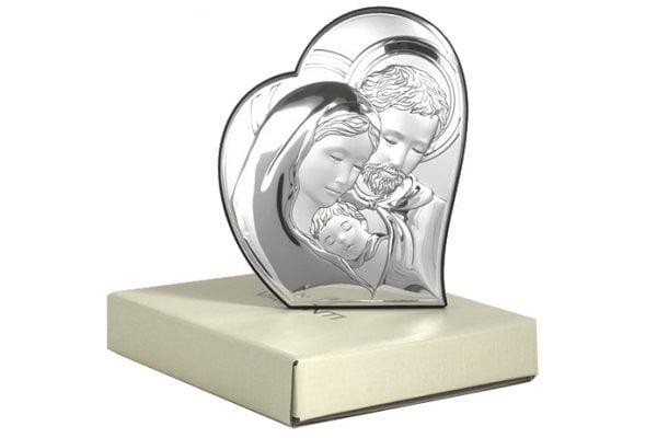 icoana pe foita de argint sfanta familie 12 1x14 6cm 94 6719 1